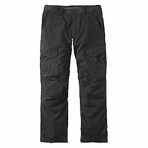 "Stryke Pant. Size: 42"", Fits Waist Size: 42"", Inseam: 32"", Black"