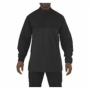 Stryke TDU Rapid Shirt,Black,2XL
