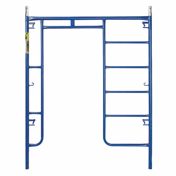 Metaltech Scaffold Add On Steel Wood 6 Ft 9 Quot Overall