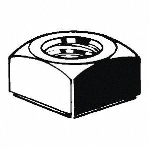 NUT SQ D557 CL5 ZP M10-1.5