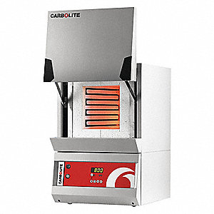 0.459 Cu. Ft. Natural Gravity Box Furnace, 25.75 inH x 17 in W x 24 in D