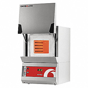 "0.102 Cu. Ft. Natural Gravity Box Furnace, 25.75""H x 17"" W x 24"" D"