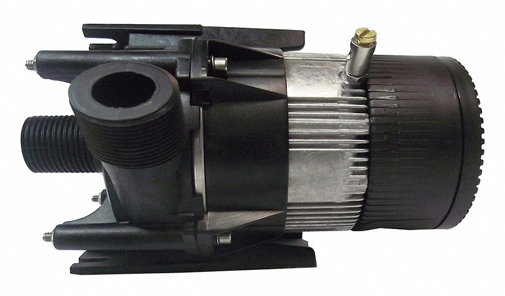 Noryl/Aluminum 1/25 hp HP Centrifugal Pump, 1 Phase, 115 Voltage