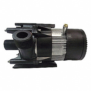 Pump,Canned Motor,3/4 In HB,115V,87 psi