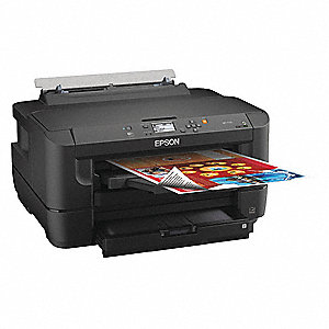 Inkjet Printer,Color,16-5/16inHx22inW