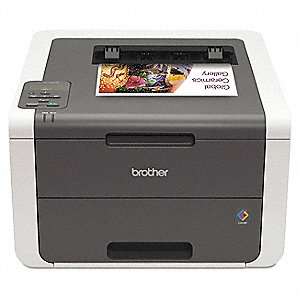 Laser Printer,Color,19 ppm