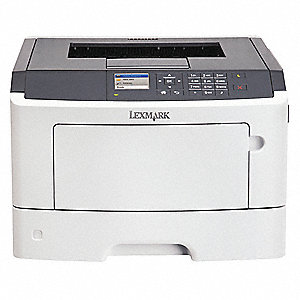 Laser Printer, Black/White, 15inHx17inW
