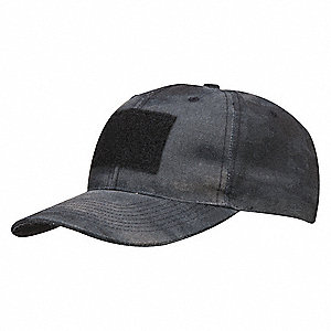 Hat, Cap, A-TACS LE Camo, Hook-and-Loop