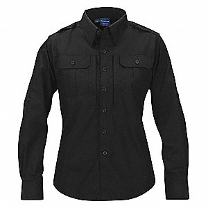 Tactical Shirt Long Sleeve,XL,20in.
