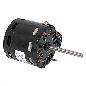1/15 HP, HVAC Motor, Shaded Pole, 1600 Nameplate RPM, 120 Voltage, Frame 3 3