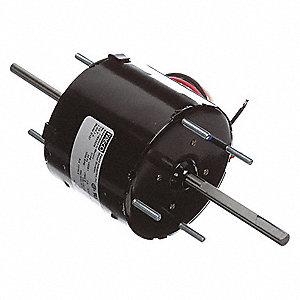 1/30, 1/65 HP, HVAC Motor, Shaded Pole, 1500 Nameplate RPM, 115 Voltage, Frame 3.3