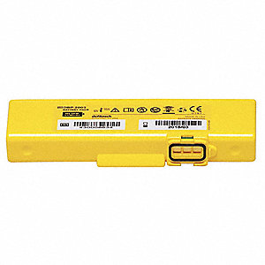 View AED 4 yr. Battery&#x3b; For Use With Mfr. No. DCF-A2310RX