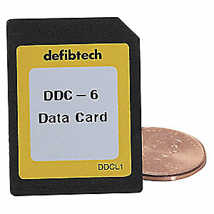 Lifeline Data Card, High Capacity&#x3b; For Use With Mfr. No. DCF-A100-RX-EN
