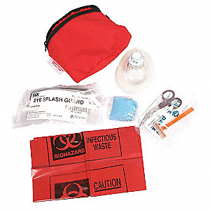 CPR Kit,Small,Bag