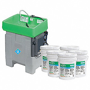 Parts Washer Kit,29 Gal.