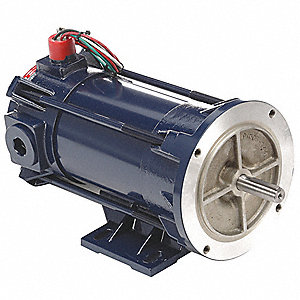 1/2 HP Hazardous Location Motor,DC Permanent Magnet,1750 Nameplate RPM,90VDC Voltage,Frame 56C