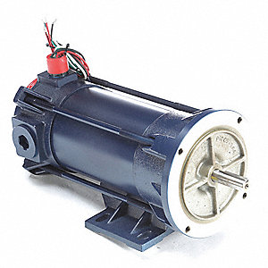 1/2 HP Hazardous Location Motor,DC Permanent Magnet,1750 Nameplate RPM,180VDC Voltage,Frame 56C