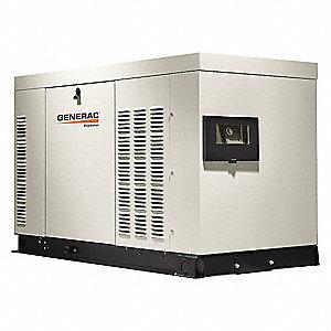 Liquid Propane Natural Gas Automatic Standby Generator 120vac 208vac