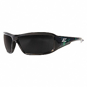 Brazeau Apocalypse Scratch-Resistant Safety Glasses, Smoke Lens Color
