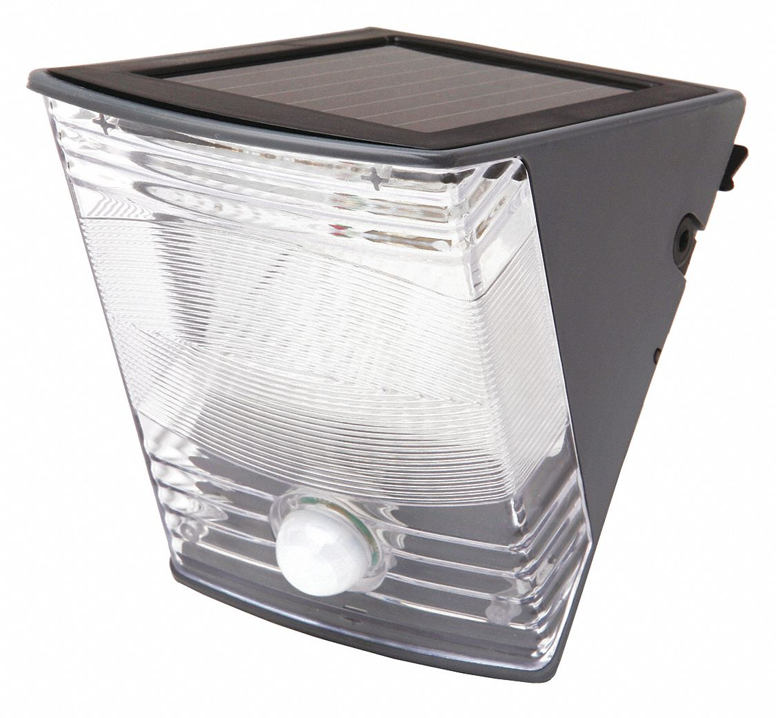 Solar Light,  6,500 K Color Temperature,  35 lm,  5.5 W Fixture Wattage,  1.2V AC