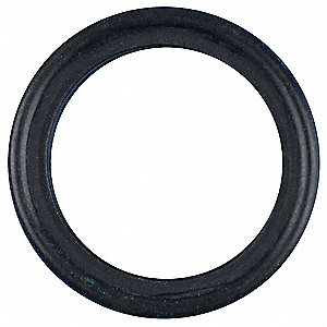 Thermocouple Gasket,3/4 In,Viton