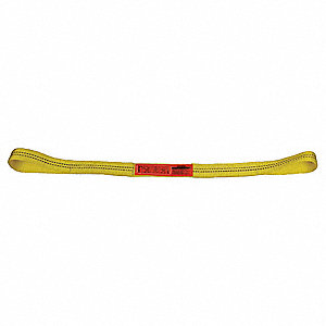 Web Sling,Type 3,Nylon,1inW,6 ft.L