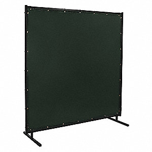 Welding Screen,6 ft. H x 6 ft. W