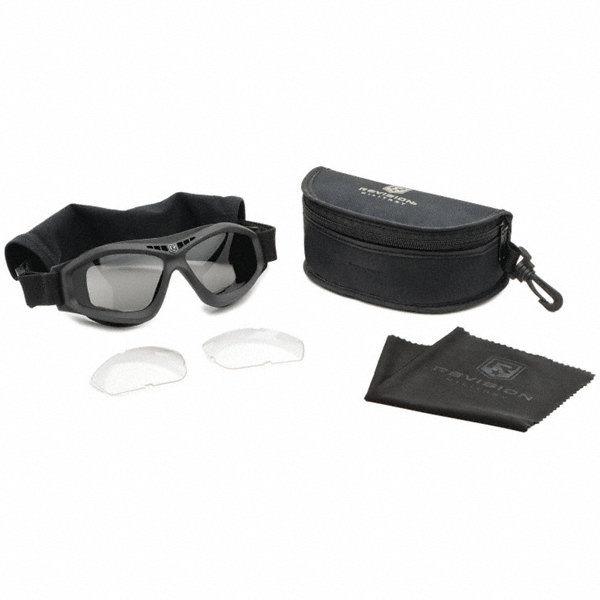 Revision Military Anti Fog Scratch Resistant Indirect