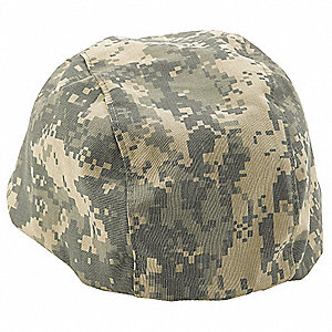 Helmet Enhanced Cover,ACU,XL