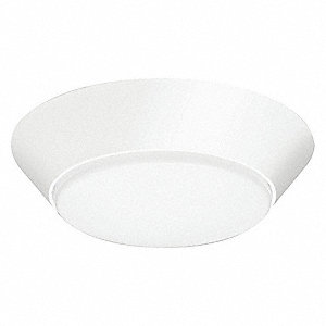 LED Flush Mount, 13in, Rnd, Bronze, 3000K
