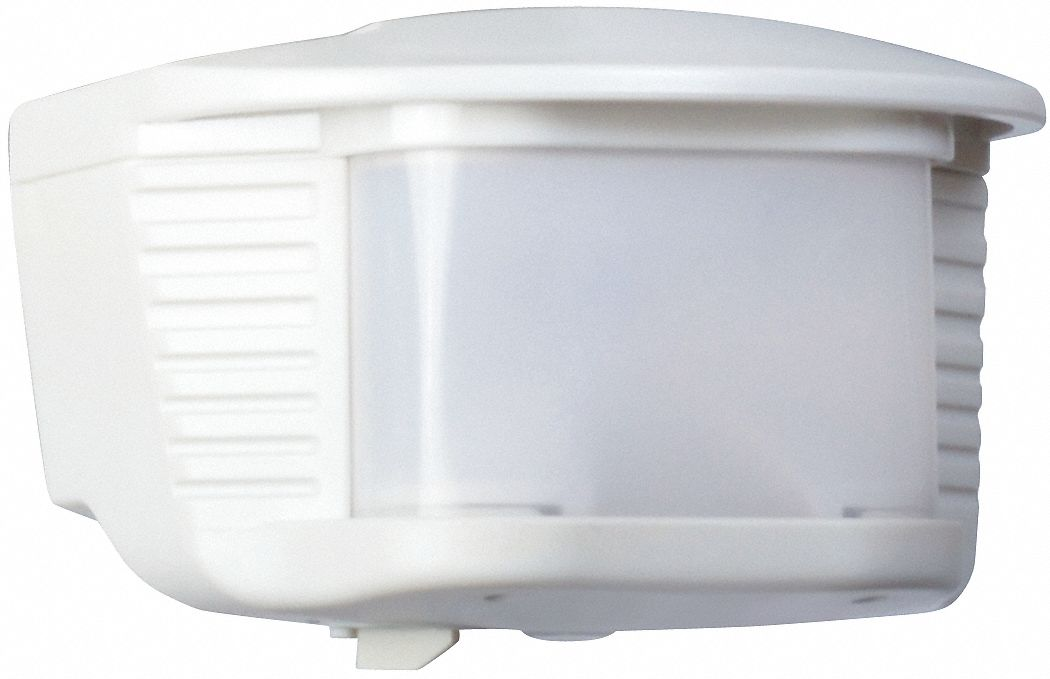 Motion Sensor Security Light, 500W, 120VAC