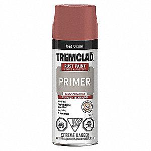 PRIMER SPRAY RUST RED OXIDE 340G