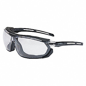 Tirade™ Anti-Fog Safety Glasses, Clear Lens Color