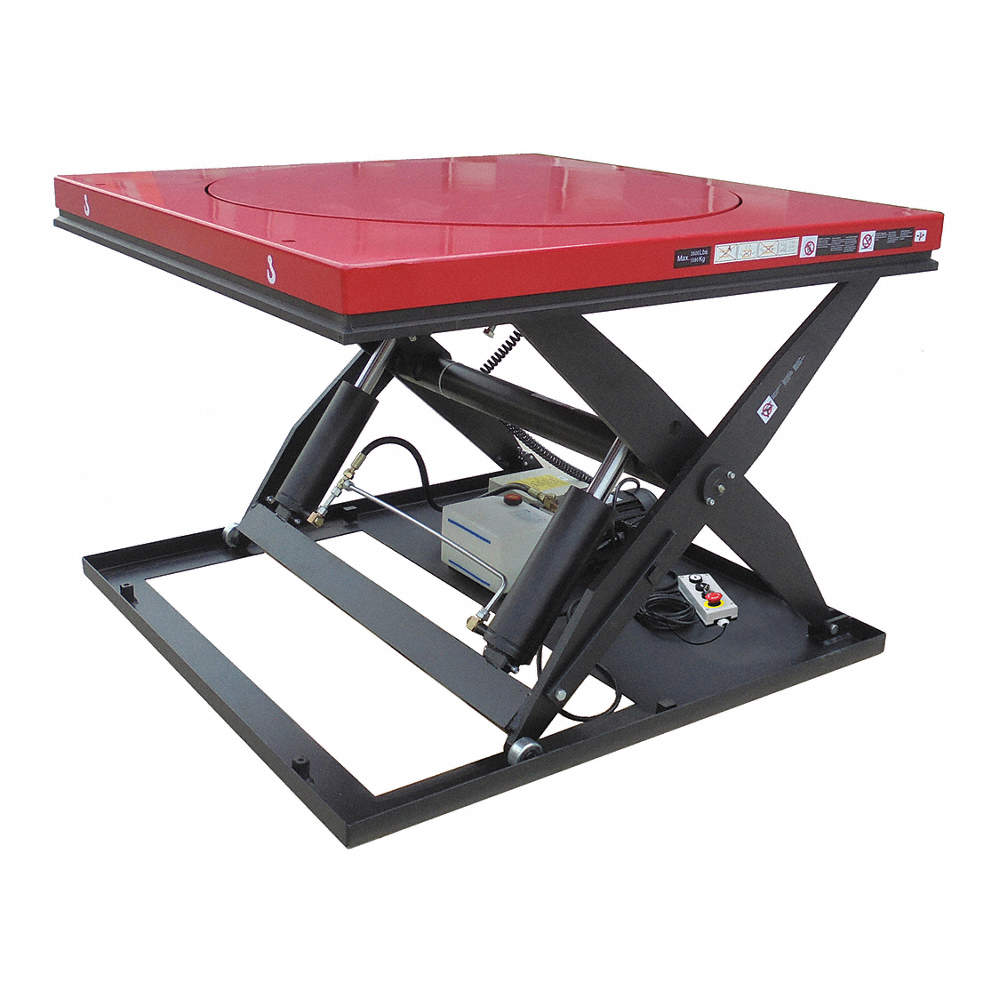 Dayton Stationary Electric Lift Scissor Table 3500 Lb Load Hydraulic Diagram For Wiring Zoom Out Reset Put Photo At Full Then Double Click