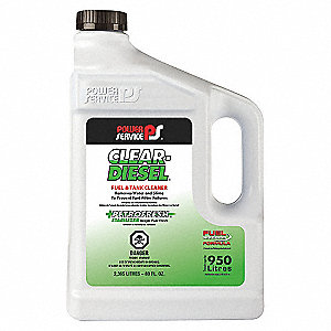 CLEAR DIESEL AND TANK CLEANER 80OZ