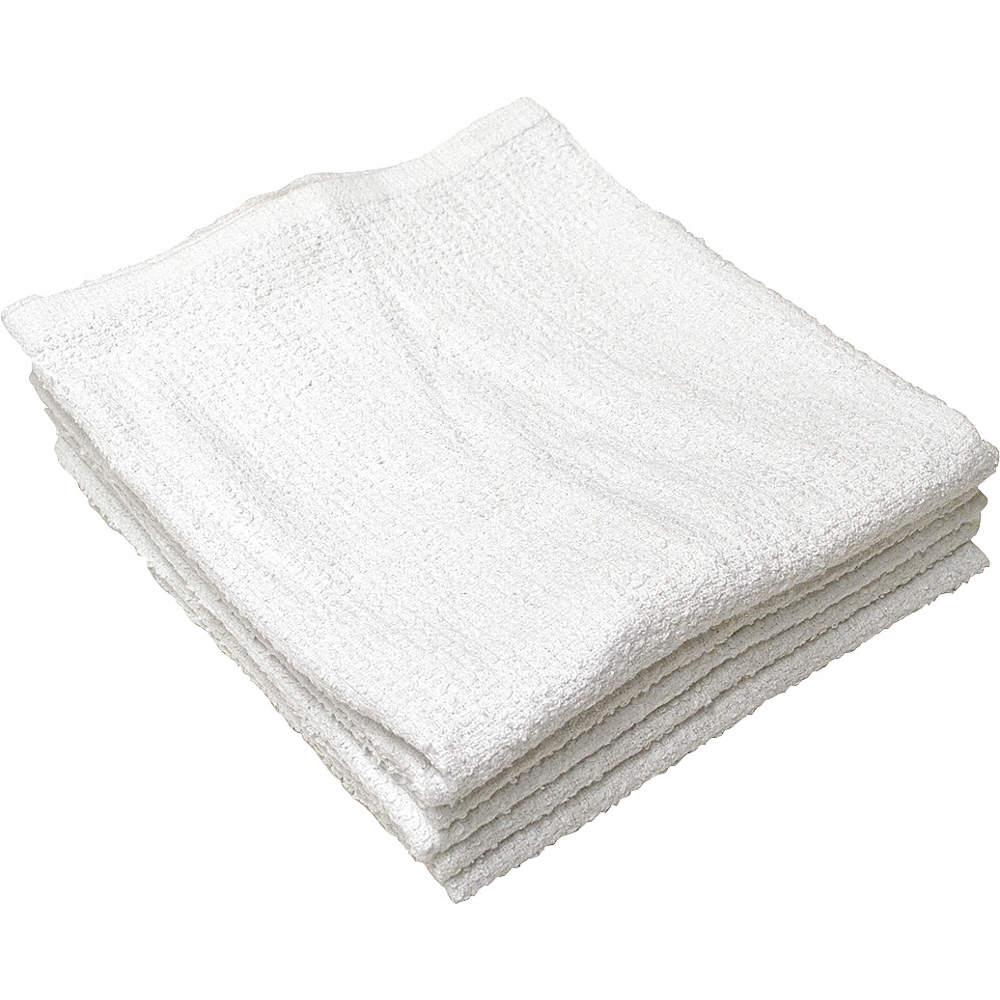 R R Textile 51705 Bar Mop Towel Ribbed Cotton 20 L Pk12 Ebay