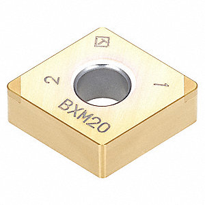 Diamond Turning Insert, CNGA, 432, Flat Top-BXM20