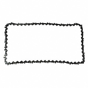Replacement Saw Chain,12 in.L,45 Links