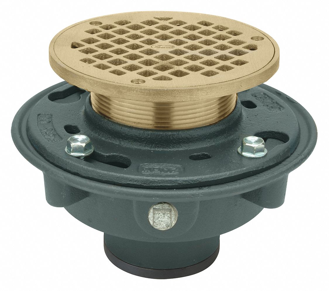 system for trench floor drain zurn cast iron grate x product slotted floors