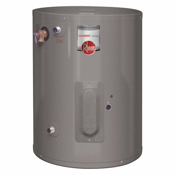 Rheem Residential Mini Tank Water Heater 10 0 Gal Tank