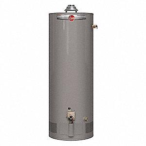 Rheem Residential Gas Water Heater 40 0 Gal Tank