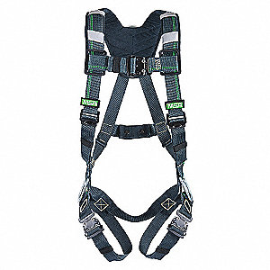 ARC FLASH HARNESS BACK D-RING XLG