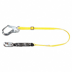 LITE LANYARD SINGLE LEG AL36CL CSA