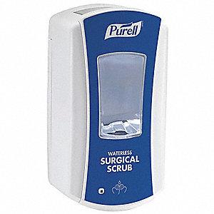 Ltx 1200ml Automatic Liquid Soap Dispenser Wall Mount White