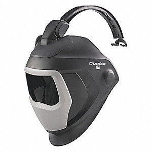 Helmet Shell with Rail,For 3M(TM) 100 QR