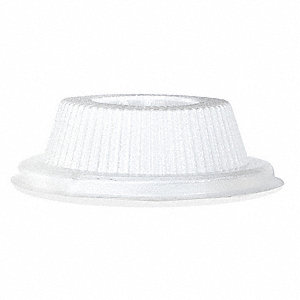 Hot Cup Lid,Type Dome,5 fl. oz.,PK1000