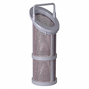 Replacement Basket, PVC, For Use With Hayward Simplex/Duplex Strainer