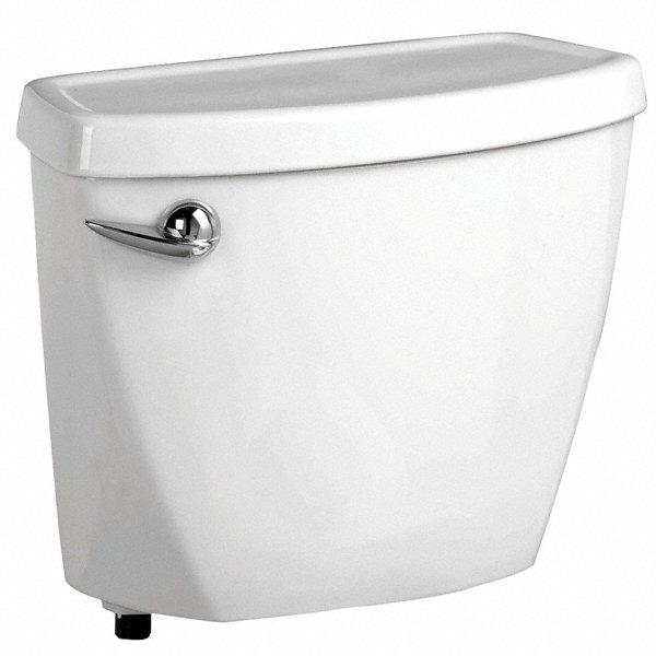 American Standard Baby Devoro 1 28 Gpf Toilet Tank Left