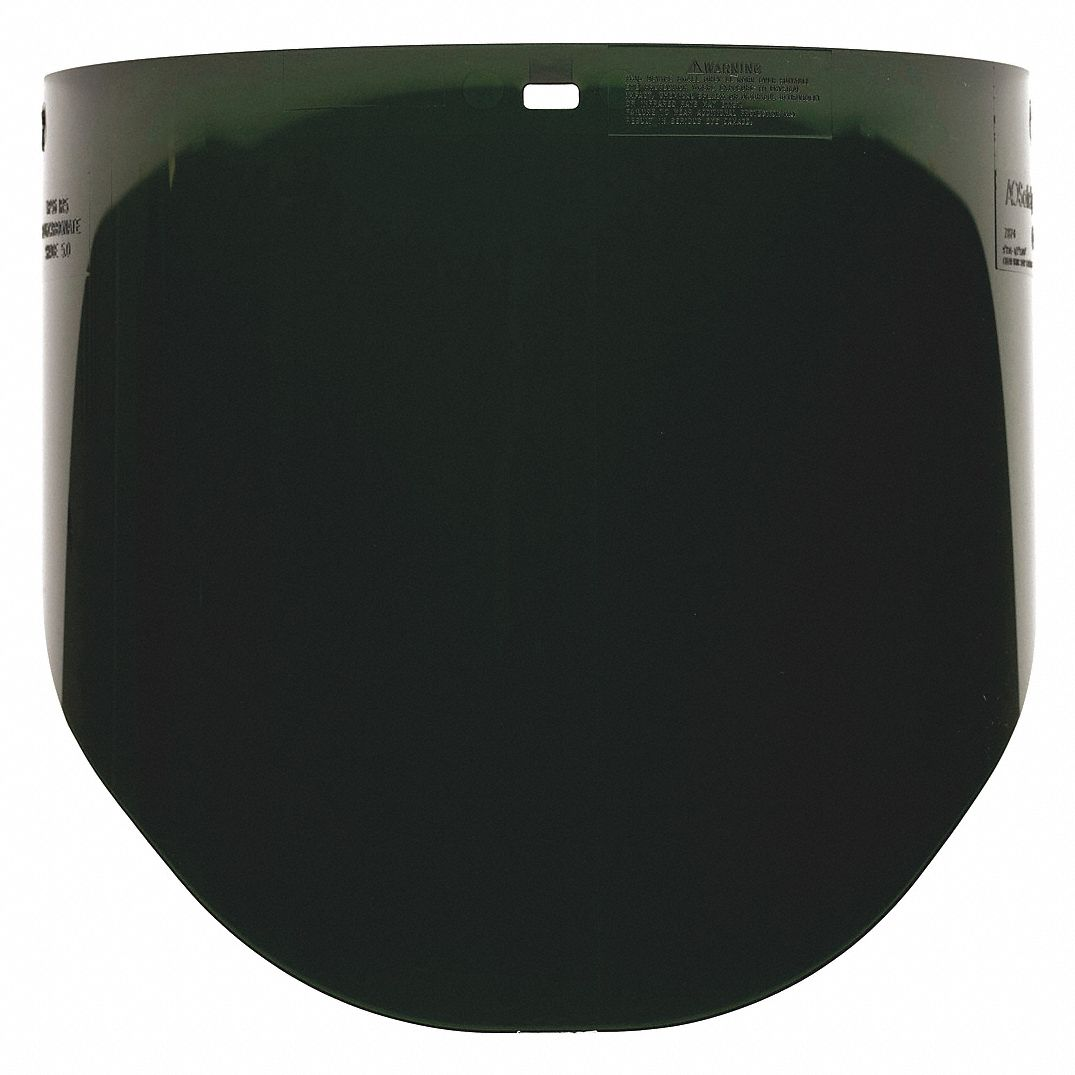 Replacement Faceshield Window for 3M Headgear or 3M Cap Mount Headgear