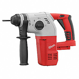 Cordless Rotary Hammer Drill, 28.0 Voltage, 0 to 4700 Blows per Minute, Bare Tool